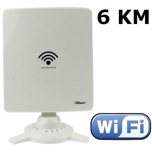 Antenne wifi usb 5800mw port e de 6 km prix pas cher cdiscount - Routeur wifi longue portee ...