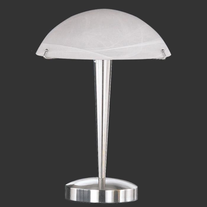 D Tactile Chevet Achat Vente Fleur Lampe Automne xWCordBe