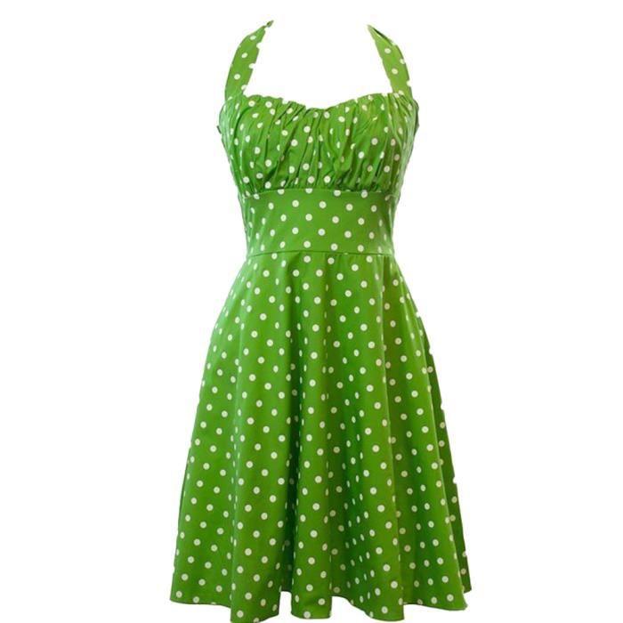 Style fruit robe de soiree