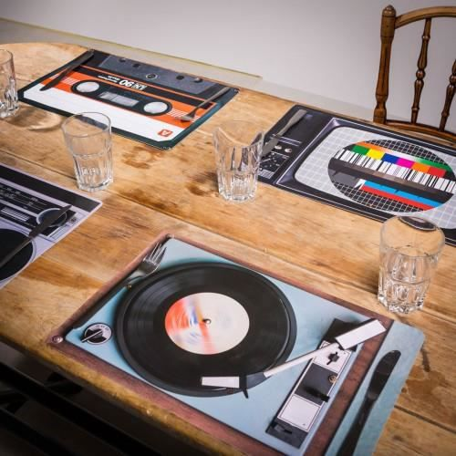 set de table vinyle - achat / vente set de table vinyle pas cher