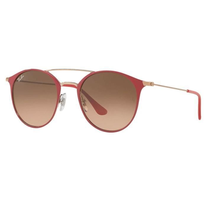 Ray ban rouge - Achat   Vente pas cher a0cfe8b476bf
