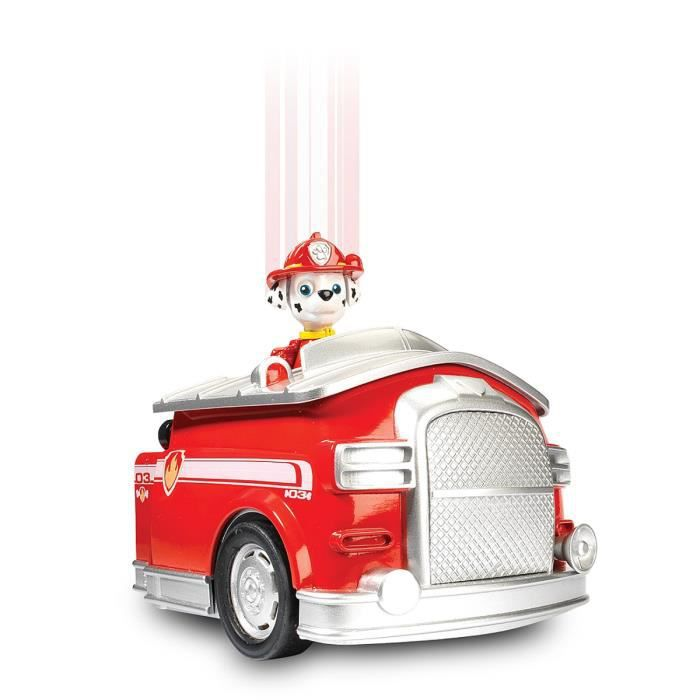 818168381b8b0 VOITURE - CAMION Véhicule Deluxe Pat'Patrouille (Paw Patrol) : Marc. Marcus  ...