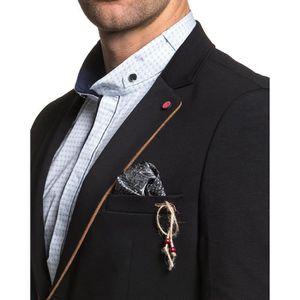 veste homme avec coudiere achat vente veste homme avec coudiere pas cher cdiscount. Black Bedroom Furniture Sets. Home Design Ideas