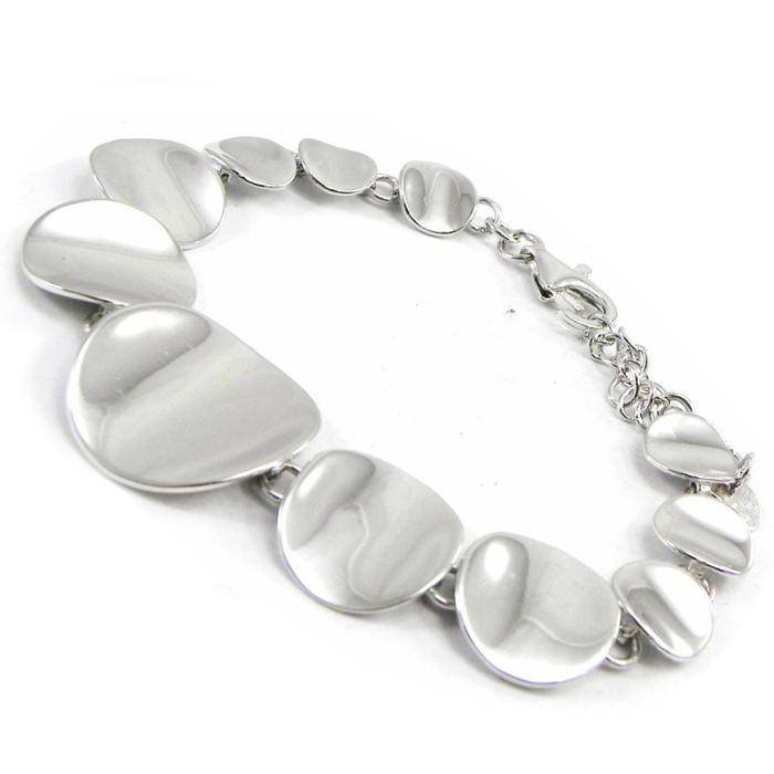 Bracelet Argent Chorégraphie