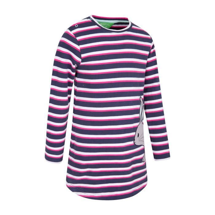 Mountain Warehouse Robe Enfant fille Hiver Chaud Confort