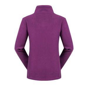 ... MANTEAU - CABAN Femme Automne Hiver Et de nouveau style Double Pul ... e89416b87d9