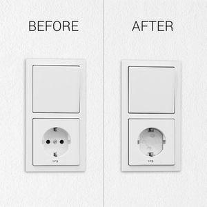 boite cache cable electrique achat vente pas cher. Black Bedroom Furniture Sets. Home Design Ideas