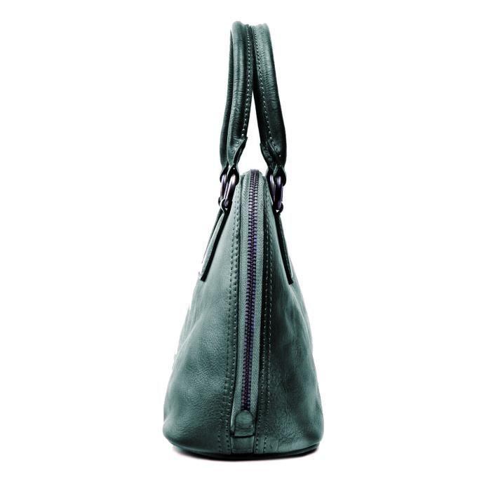 Filles Sac besace Sac à main Sac à bandoulière véritable sac à main fourre-tout en cuir YkkZTF14