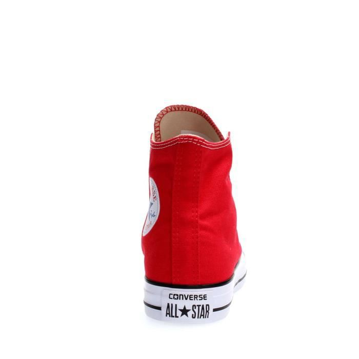 CONVERSE SNEAKERS Unisexe RED, 37,5