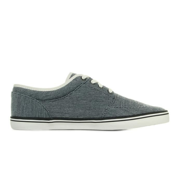 Baskets Fred Perry Stratford Oxford Pique Navy Porcelain
