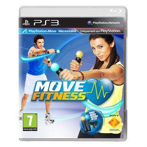 JEU PS3 MOVE FITNESS / jeu PS3