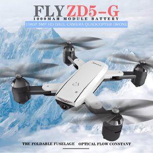 DRONE ZD5-G 2.4Ghz 4CH 1080P 5MP WIFI flux double optiqu