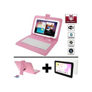 TABLETTE TACTILE Mega PACK- Tablette blanche numérique Wifi 9 pouce