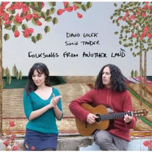CD JAZZ BLUES David Golek - Folksongs From Another Land