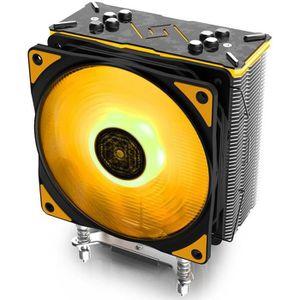 VENTILATION  DEEPCOOL - GAMMAXX GT TGA (RGB) - Ventirad CPU - D
