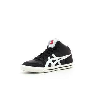 Onitsuka Tiger Sneakers Homme Blanc/Rouge 46  Blanc/rouge - Achat / Vente basket  - Soldes* dès le 27 juin ! Cdiscount