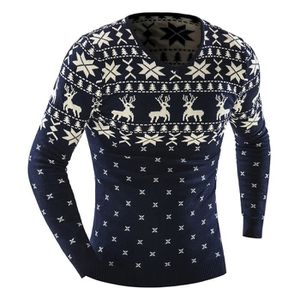 Pull Pas Vente Cerf Achat Cher Homme ZnUvwHZqBr