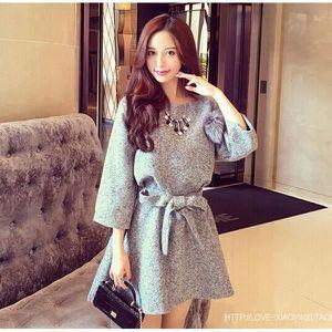 Robe d'hiver femme pas cher