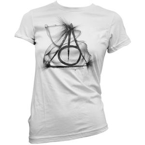 T-SHIRT T-shirt Femme Sign of Deathly Hallows Mystic - Har