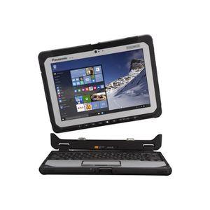 ORDINATEUR 2 EN 1 Panasonic Toughbook 20 Tablette avec socle pour cl