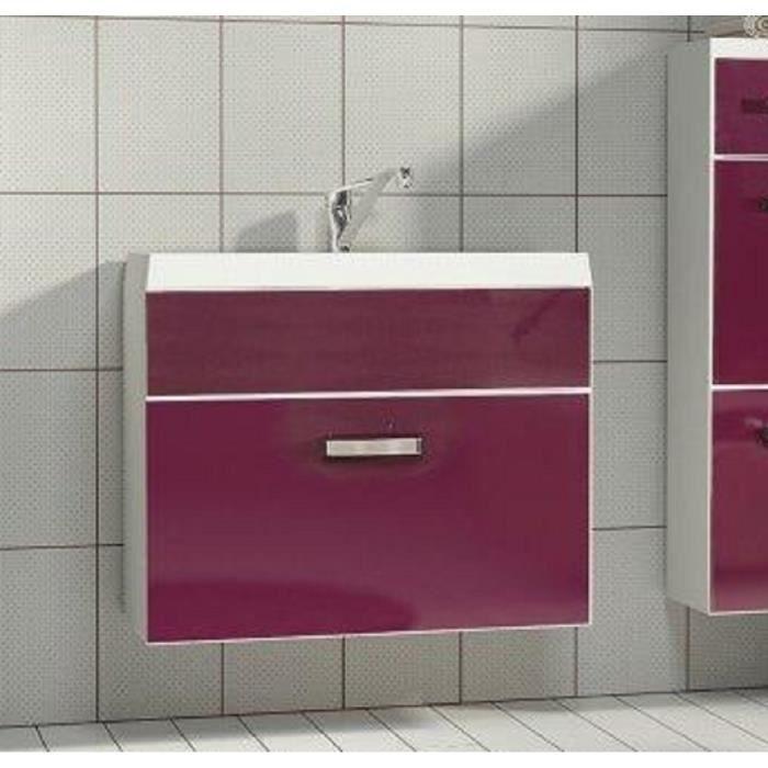 vasque de salle de bain LAVABO salle bain EVO 60 cm