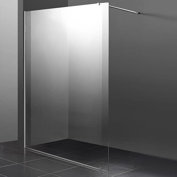 parois de douche italienne walk in 160 cm x 200 cm en 10 mm achat vente porte de douche. Black Bedroom Furniture Sets. Home Design Ideas