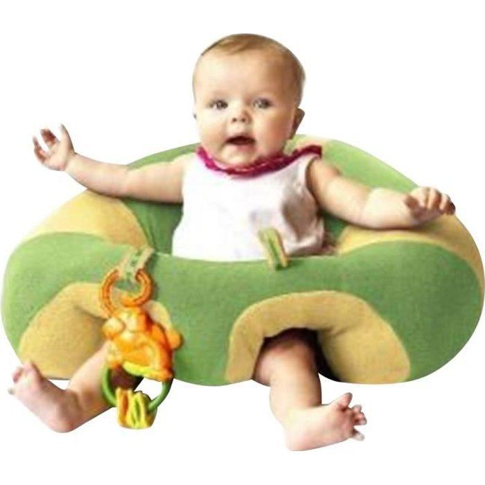 Canape Siege Chaise Bebe Tout Doux Assis Confort Peluche Jouet Support Pour Fille Garcon Dans Maison 3 16 Mois
