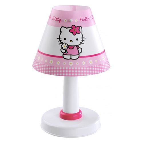 lampe a poser hello kitty
