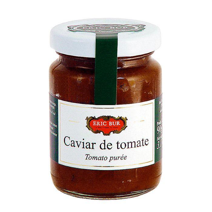 CAVIAR DE LÉGUME Caviar de tomate séchée