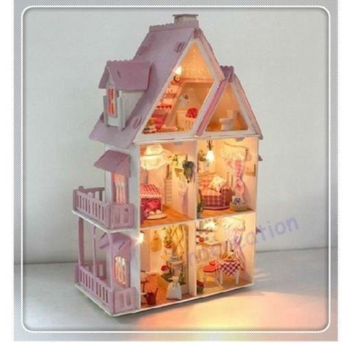 Petite maison en bois en kit affordable dlicieux plan de - Petit bricolage maison ...