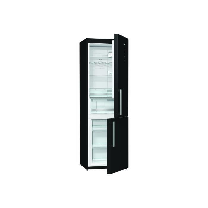gorenje gorenje nrk6192mbk r frig rateur cong lateur electrom nager. Black Bedroom Furniture Sets. Home Design Ideas