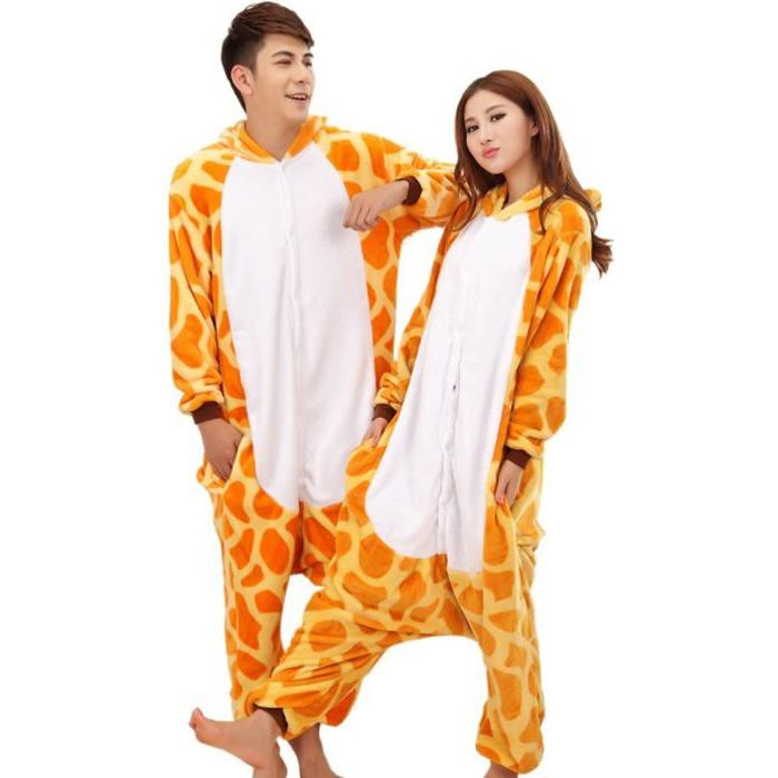 f63d11397f37a Pyjamas adulte animaux - Achat   Vente pas cher