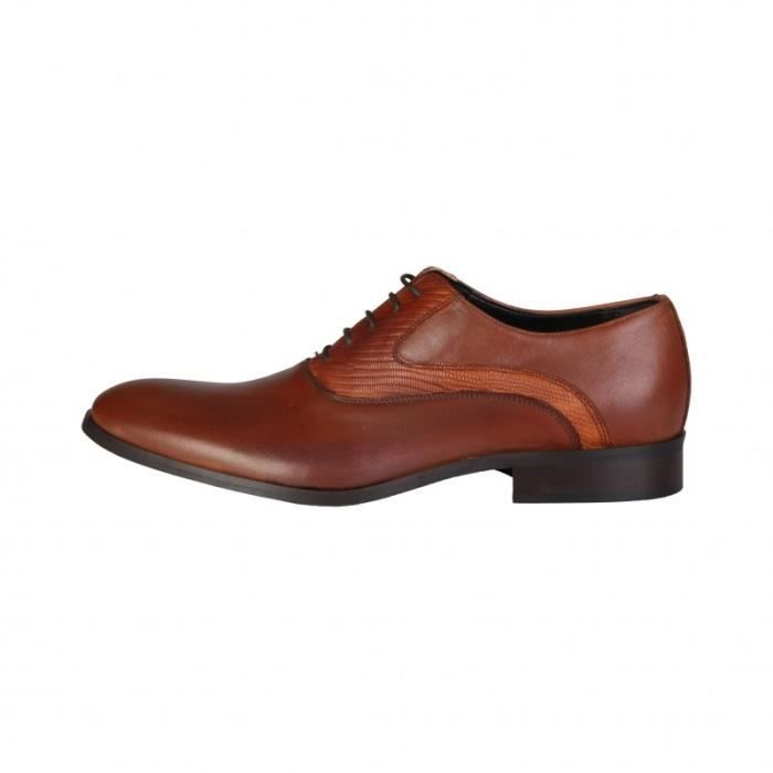 Moliere - Made in Italia - Chaussures à lacets pour Homme brun Made in Italia