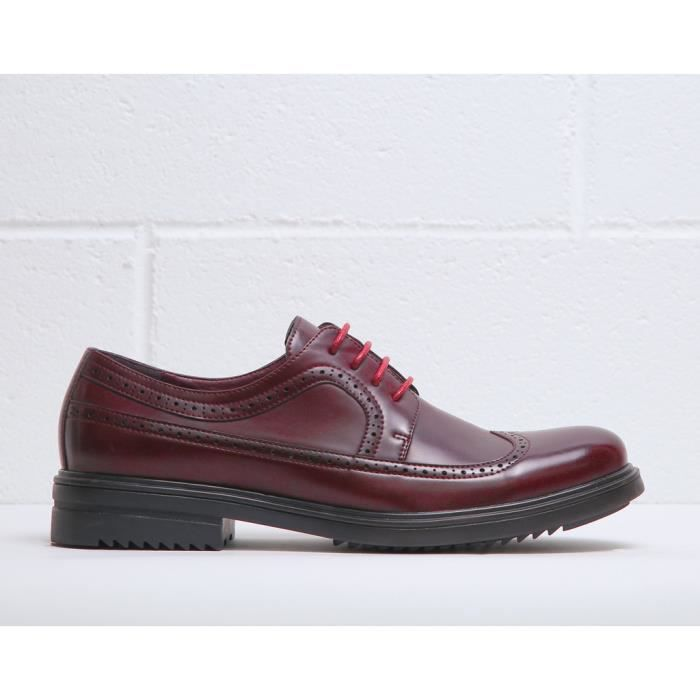 Cyllene Fantaisie - Chaussures pour homme (RICHARD_WINE) - Rouge