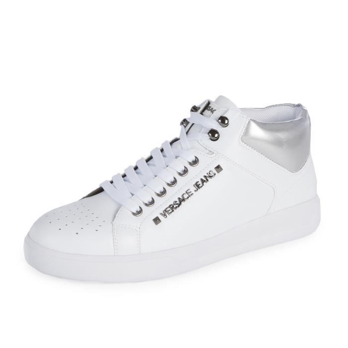 Baskets Versace Jeans Linea Fondo Brad Dis 4 - YRBSE3MIB Blanc Blanc ... 10b44fbdba0