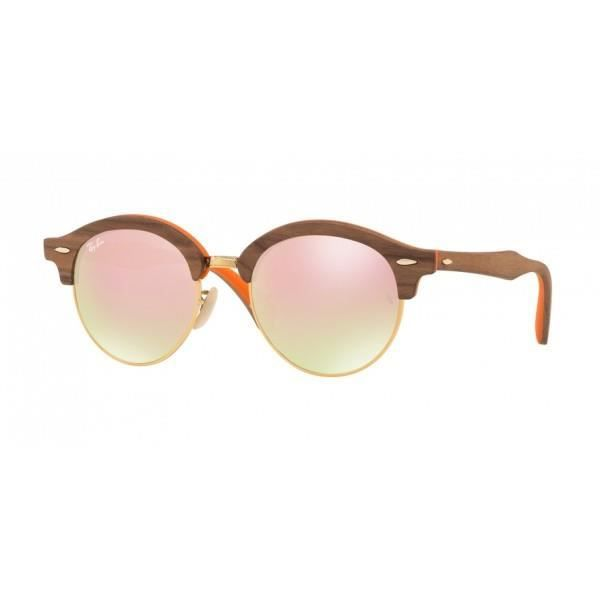 Ray-Ban Clubround Wood RB4246M-12187O