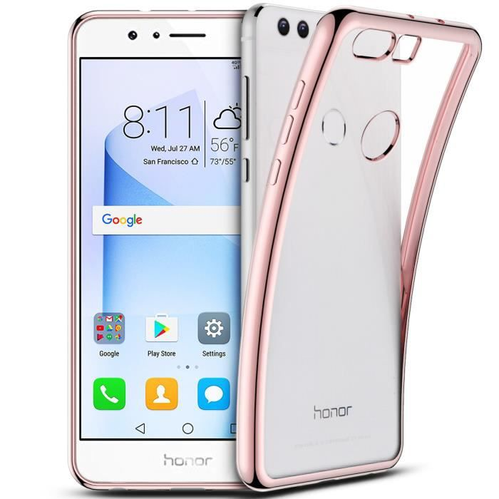 coque huawei honor 8 silicone
