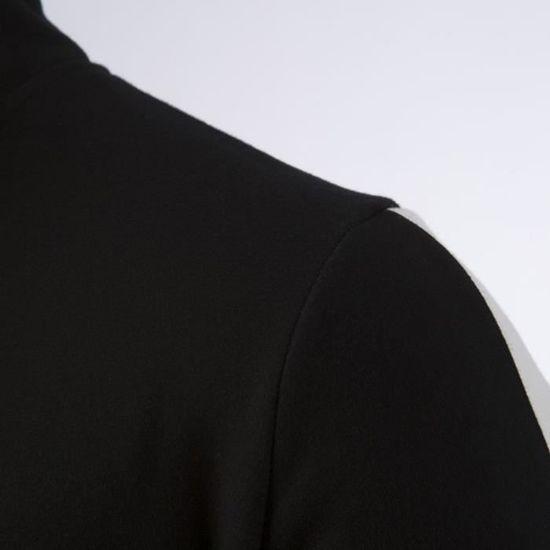 Jumper Yini Veste Haut Chaud Manteau Casual Longues 245 Blouse À Hiver Automne Hommes Zipper Manches XXqOSvw