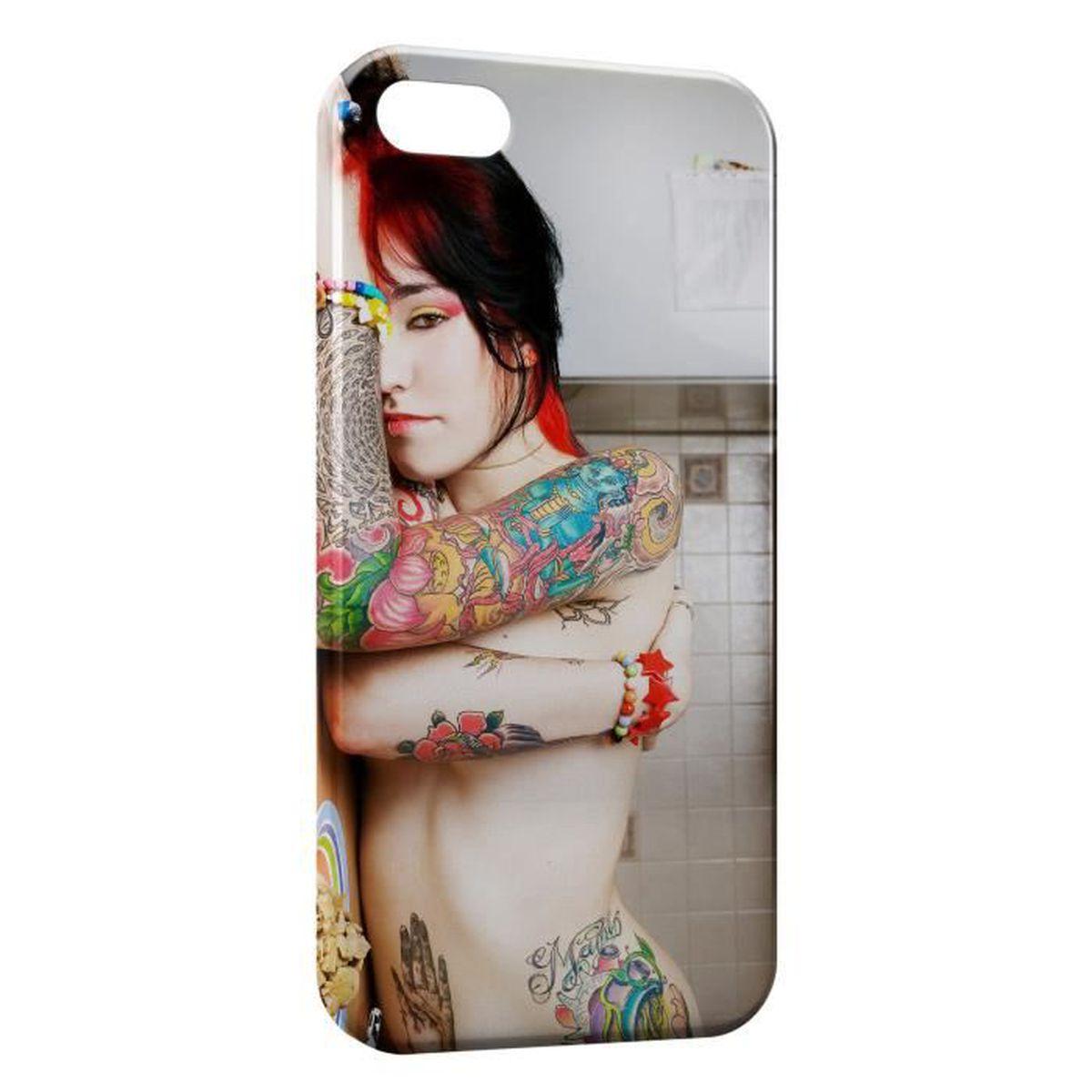 coque iphone 7 plus tatoo
