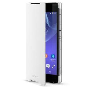 Sony Etui D'Origine Pour Xperia Z2 -Blanc