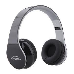 CASQUE RÉALITÉ VIRTUELLE Kinganda Casques Bluetooth sans fil avec récepteur