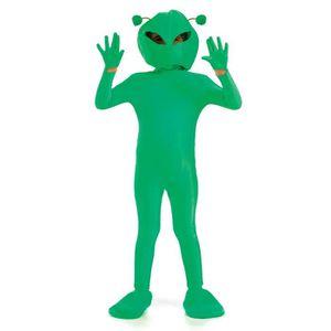 Livre 6-9 ANS Fun Shack Enfant Costume Alien - 4 ans - 6 ans S