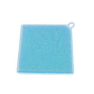 ÉPONGE VAISSELLE exquisgift®1pcs Nettoyeur éponge à vaisselle en si