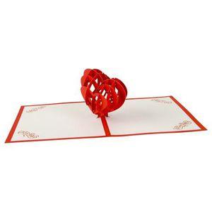 Carte Cdiscount St Valentin.Carte De Saint Valentin Ou Declaration D Amour Avec Coeur En