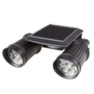 LAMPE DE JARDIN  Ototon® Lampe Solaire Extérieur 14 LED Lumières à