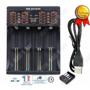 BATTERIE VÉHICULE KIN TD® Batterie au lithium rechargeable camping c