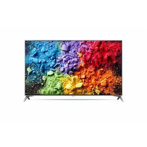 Téléviseur LED LG TV LED Super UHD Flat 163 cm 4K Smart Tv