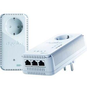 COURANT PORTEUR - CPL Devolo 9651, 500 Mbit-s, IEEE 802.3,IEEE 802.3p,IE