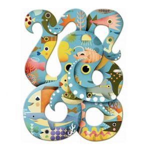 PUZZLE Puzzle 350 pièces : Octopus