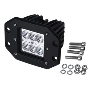 PARTITION LESHP® 4 Inch 18W LEDs Work Light Bar for Motorcyc